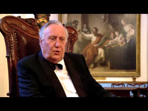Frederick Forsyth Interview - The People's Book Prize 2012