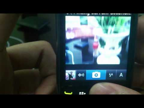 Trial: Pinoy review: BlackBerry pearl 3g 9105