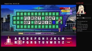 Wheel of fortune #4