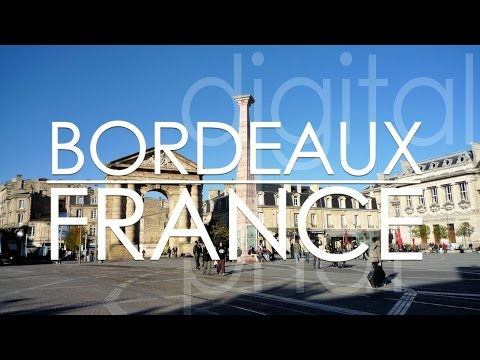 Bordeaux - France (People in the streets)