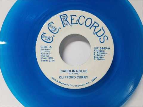 Clifford Curry - Carolina Blue
