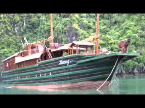 Vietnam Vacations - part 3 - Halong Bay