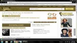 HOW TO DOWNLOAD AND INSTALL CALL OF DUTY BLACK OPS 2 SKIDROW
