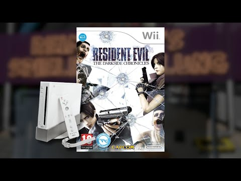 Gameplay : Resident Evil: The Darkside Chronicles [WII]