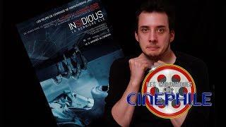 Les chroniques du cinéphile - Insidious La dernière clé