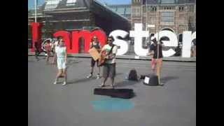 Vanilla Punch - I Get Around - Amsterdam