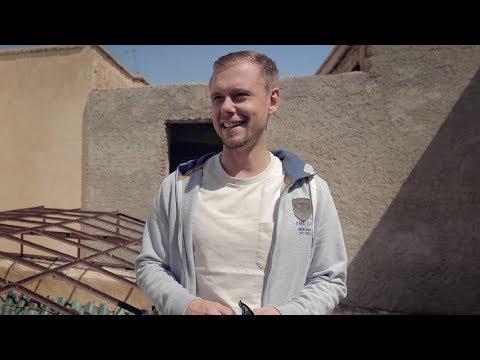 Armin van Buuren feat. James Newman - Therapy (Behind The Scenes)