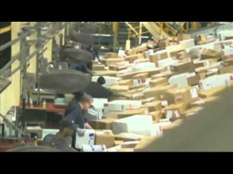 Houston FedEx plant prepares for Cyber Monday rush