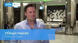 Interview with Thibaut Heeren, Director at Scapta
