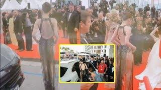 Ngọc Trinh phải chi số tiền khủng này để được bước lên thảm đỏ Cannes, tội gì không gây chú ý