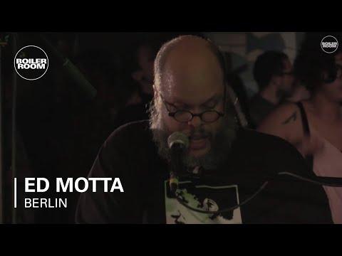 Ed Motta Boiler Room XJazz Festival