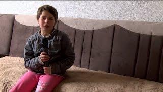 Familja Abazi nga Hani i Elezit, bëhet me shtëpi të re