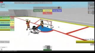 READ DESC Roblox: NHL Hockey Hard Coded 3 v 3 V. 94 HHCL