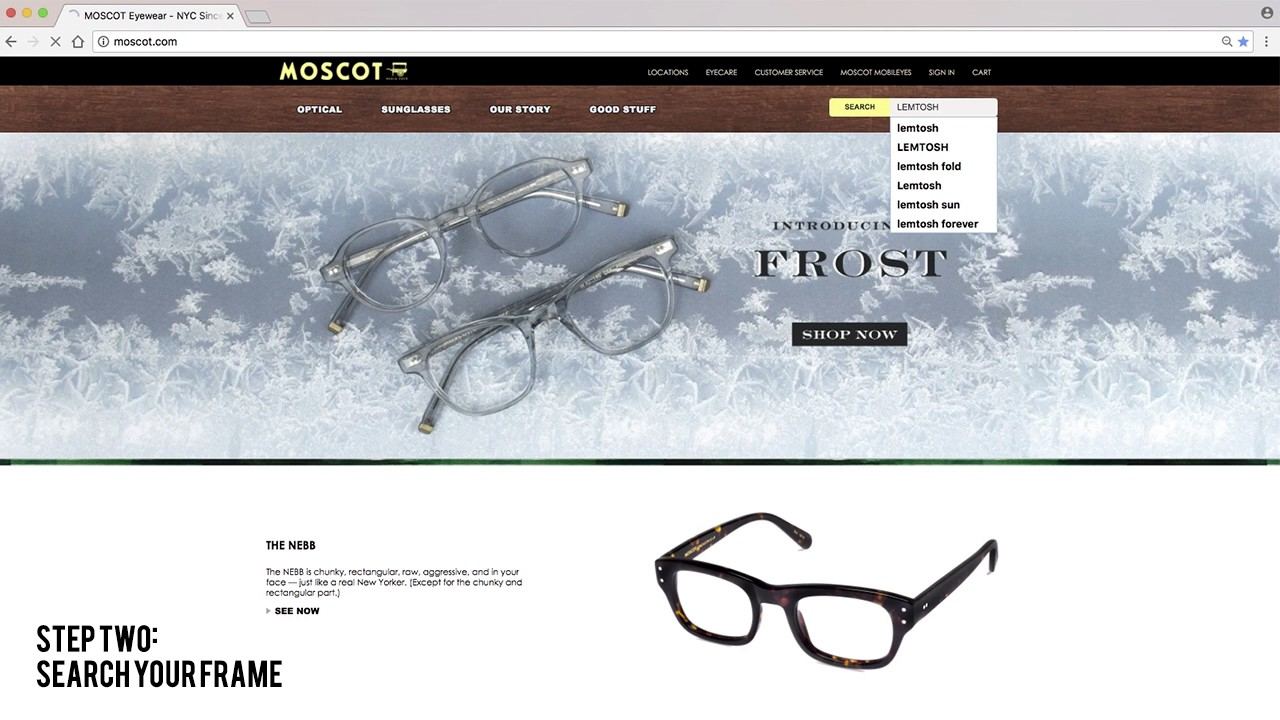 305e0a781db How to Add Fashion Tints to MOSCOT Eyewear - YouTube