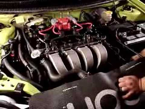 95 Dodge Neon CaMMin! High compression, Magnum motor! - YouTube