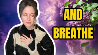 My 3 favourite BREATHING EXERCISES for Grounding, Stress, Overwhelm & Anxiety | Mindful Breathing
