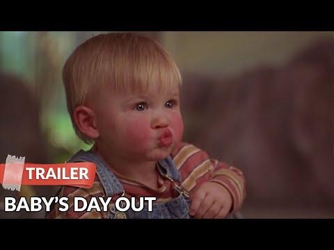 Baby's Day Out 1994  HD  Lara Flynn Boyle  Joe Mantegna