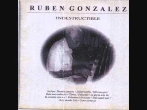 Como Siento Yo Ruben Gonzalez.