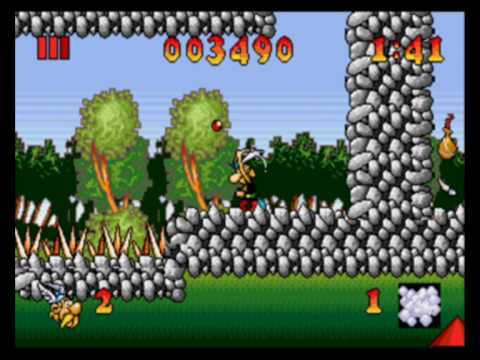 Let's Torture Ace With - Asterix atGR - Blind Run - 06 - Romans? Oh goodie goodie goodie....
