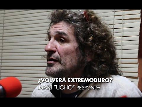 ¿Volverá Extremoduro Iñaki Uoho responde