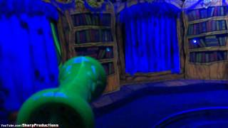 Scooby-Doo Ghostblasters (HD POV) Six Flags Fiesta Texas