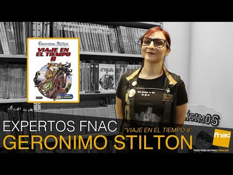 """geronimo-stilton-""""viaje-en-el-tiempo-8""""---expertos-fnac-kids"""