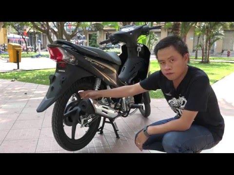 Xe.Tinhte.vn - Trải Nghiệm Nhanh Honda Blade 110 2016: Xe Giá Rẻ, Thiết Kế Tốt