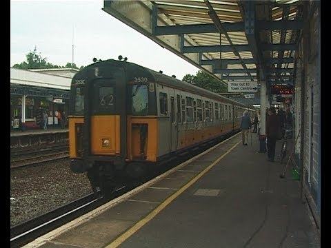 Southern Region Slammers in South East Hampshire: June - August 2005