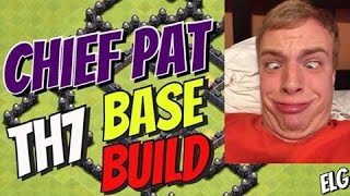 Chief Pat Base Build | Town Hall 7 Defense | Best Base Ever? | Clash Of Clans
