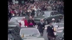 Visite du Pape Jean Paul 2 à Lisieux le 2 juin 1980