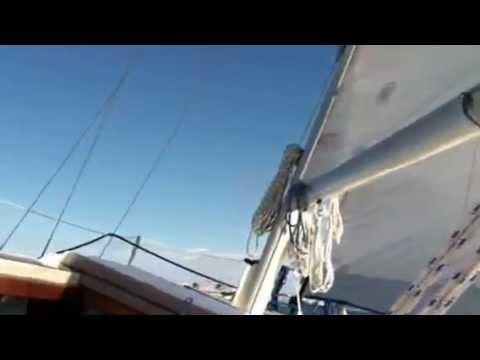 Sailing on Banana River