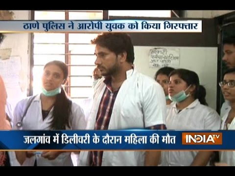 Patient, kin assault doctor at Thane civil hospital
