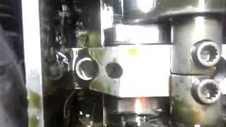 T5 AXD original oil supply to camshaft