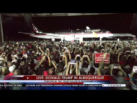 Full Speech: Donald Trump Rally in Albuquerque, NM 10/30/16