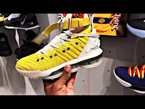 Nike Soho NYC Had Some HEAT!!!