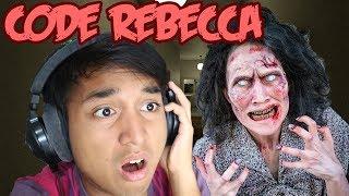 GAME HORROR TERKUTUK?!? | Code Rebecca | Indie Horror Game Indonesia