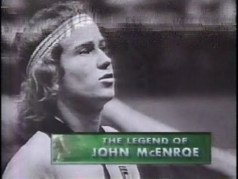The Legend of John McEnroe