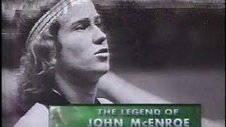 The Legend of John McEnroe