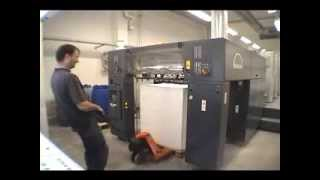 MAN Roland 700 Offset Printing Machine