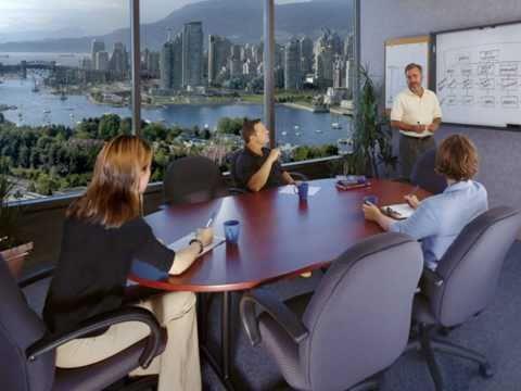 Vancouver Office Suites Tour