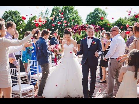 Свадьба на веранде в Усадьбе Валуево