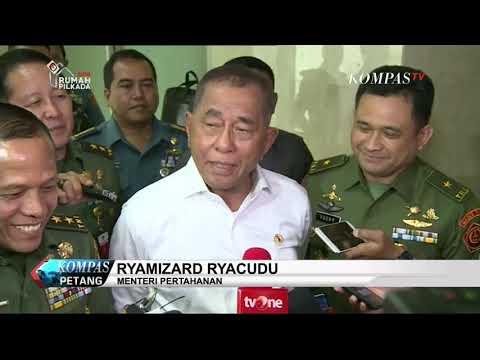Menhan Tanggapi Pernyataan Prabowo soal Indonesia Bubar 2030