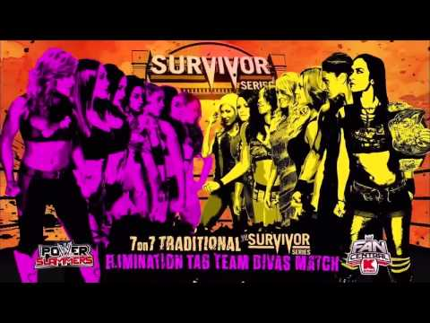 Survivor Series 2013 Full Match Card