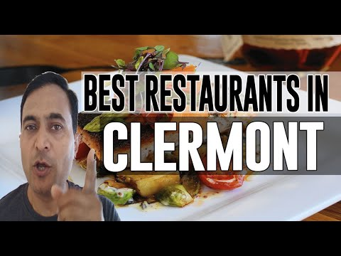 Places To Eat In Clermont Florida Fl