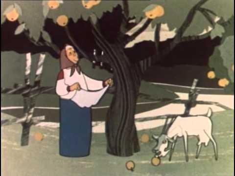 Смотреть мальчик с пальчик советский мультфильм