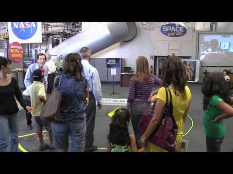 NASA Ames Hosts Exploration Day!