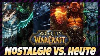 NOSTALGIE VS. HEUTE - World of Warcraft | Battle for Azeroth