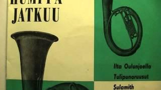 Teijo Joutsela & Humppa-Veikot- Tulipunaruusut
