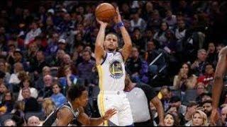 Golden State Warriors vs Sacramento Kings NBA Full Highlights (6th January 2019)