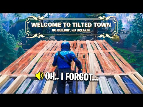 When Fortnite Pros Die to Fall Damage! #7